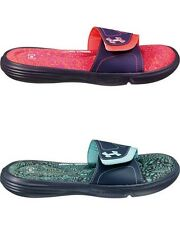 Under Armour Damen Ignite Swirl Slides Sandalen Flip Flops NEU !! LTO