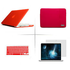 For Apple macbook Pro Air MCwhite 11.6 13 15 Screen protector keyboard cover New