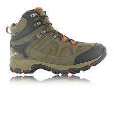 Hi-Tec Altitude Lite I WP Mens Brown Hiking Walking Outdoors Boots Shoes