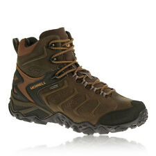 Merrell Chameleon Shift Mid Gore-Tex Mens Brown Walking Hiking Outdoors Boots