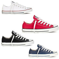 Womens Ladys ALL STARS Chuck Taylor Ox Low Top Shoes Canvas Sneakers Size:5.5-11