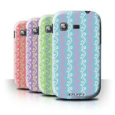 STUFF4 Back Case/Cover/Skin for Samsung Galaxy Pocket/S5300/Vine