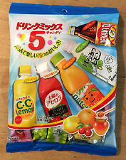 "Hard candy ""Drink MIX 5""5 Flavors in 1 Pack, 80g,"