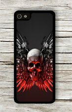 Weapons and skull head CASE FOR iPHONE 4 , 5 , 5c , 6 -f3wq2