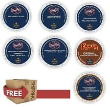 Keurig 2.0 k-cups Timothy's Coffee YOU PICK THE FLAVOR & SIZE Free Shipping