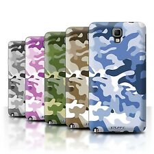 STUFF4 Back Case/Cover/Skin for Samsung Galaxy Note 3 Neo/Camouflage Army Navy
