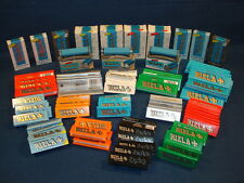 RIZLA rolling papers Normal size LIGUORICE,RED,BLUE,GREEN,ORANGE,SILVER SELECT
