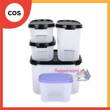 New Tupperware 4+1PCs Modular Mates Starter Set