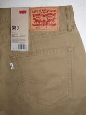 Levi's 559 Relaxed Straight Fit Mens Jeans