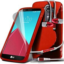 S-Line Wave Gel✔Rubber✔Soft Phone Case Cover✔In Ear Stereo Headset Headphones