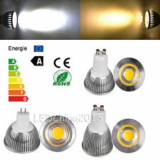 5W 7W 9W COB LED Spot Light GU10 MR16 GU5.3 base Home Lamp Warm Cool White Bulb