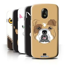 STUFF4 Back Case/Cover/Skin for Samsung Galaxy Nexus 3/I9250/Animal Faces