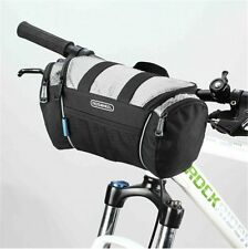 Bicycle Frame Roswheel Holder Bike Handbag Cycle Pouch Pannier Front Tube Bag