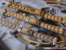 QUALITY REPLACEMENT SOLID BRACELET STRAP BAND 20MM TO FIT ROLEX SOLID END LINK