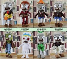 Plants vs Zombies 2PVZ Figures Plush Staff Toy Baby Funny gift Stuffed Soft Doll