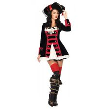 Pirate Costume Adult Sexy Halloween Fancy Dress