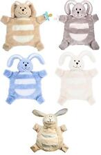 Sleepytot baby comforter soother dummy holder blanket soft tot toy Bunny OR Lamb