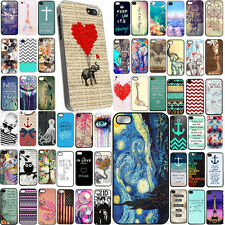 Hot New Pattern Hard Back Case Cover For iPhone 5 5S 5C  Iphone 6 6plus 4 4s US4