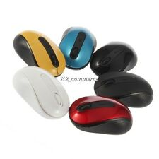 Wireless Optical 2.4GHz Mouse Mice Slim +USB Receiver for Laptop PC Notebook  K2