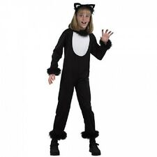 CAT KITTY Fancy Dress Costume Girls Childs Kids Halloween World Book Day Outfit