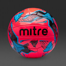MITRE MALMO+ FOOTBALL - ASTRO/GRASS - PINK - Sizes 3 - 4 - 5