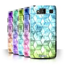 STUFF4 Back Case/Cover/Skin for Motorola RAZR HD/XT925/Colour Cube