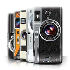 STUFF4 Back Case/Cover/Skin for Sony Xperia T/LT30/Camera