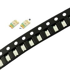 20-100pcs SMD SMT 0805 LED White Blue Red Green Yellow Orange Lamp Light LEDs