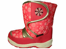 NEW KIDS GIRLS THERMAL SNOW BOOTS SIZE 13, 1, 1.5,  2,  2.5