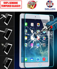 100% Genuine Premium Tempered Glass Screen Protector For Apple iPad Air 1 2 Lot