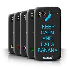 STUFF4 Back Case/Cover/Skin for HTC Sensation XE/Keep Calm