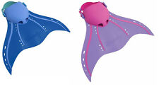 Monofin Swim Training Dolphin Kick FINIS AQUARIUS FIN MERMAID ADULT One Size
