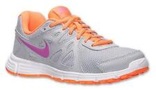 Nike Revolution 2 Women's  Running Shoes Sz 8.5 9 9.5 10.5 Gray Orange Sneakers