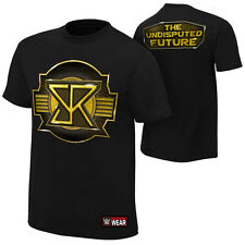 WWE SETH ROLLINS THE UNDISPUTED FUTURE OFFICIAL T-SHIRT NEW (ALL SIZES)