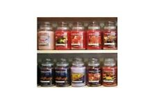 Yankee Jars Large Fragrances M-Z - Free Delivery