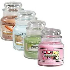 Yankee Jars Small Fragrances A to L - Free Delivery