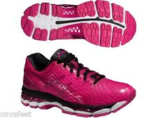 WOMENS ASICS GEL NIMBUS 17 LITE-SHOW LADIES RUNNING/SNEAKERS/TRAINING SHOES