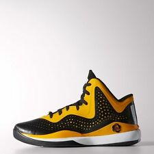 Adidas D Rose III Basketball Shoes Black/Gold NEW!