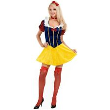 Snow White Costume Adult Halloween Fancy Dress