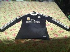 Cristiano Ronaldo Real Madrid Black Men Jersey