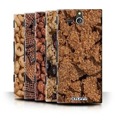 STUFF4 Back Case/Cover/Skin for Sony Xperia U/ST25i/Breakfast Cereal