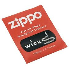 ORIGINAL ZIPPO LIGHTER GENUINE WICKS & FLINT DISPENSER FITS ALL ZIPPO LIGHTERS