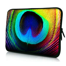 "14"" Peacock Laptop Carry Sleeve Bag Case F 14"" HP Pavilion,Sony VAIO,Dell XPS 14"