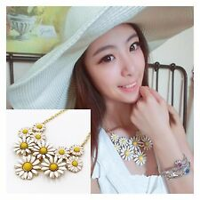Lady's Necklace Fashion Jewelry Pendant Geometric Crystal Gem Clavicle Chain N01