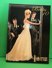 brides 10 hair styles book for weddings