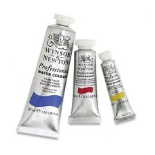 WINSOR NEWTON ARTIST WATERCOLOR 5ml 14ml 37ml TUBE Tubes Half Large Pan Pans Set