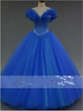Real Images Cinderella Girls' Quinceanera Dress Celebrity Prom Party Ball Gown