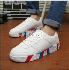 Mens Athlettic Running Platform Low Top Shoes Tennis Sneakers Trainers NC0022