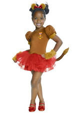 Child Wizard Of Oz Cowardly Lion Costume by Rubies 610087