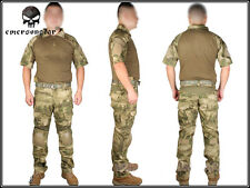 EMERSON Tactical Custom Combat Uniform Shirt & Pants Suit Set Devgru AT-FG
